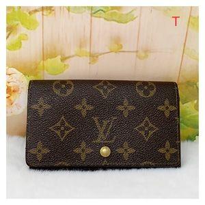 Authentic Louis Vuitton Biflod Wallet